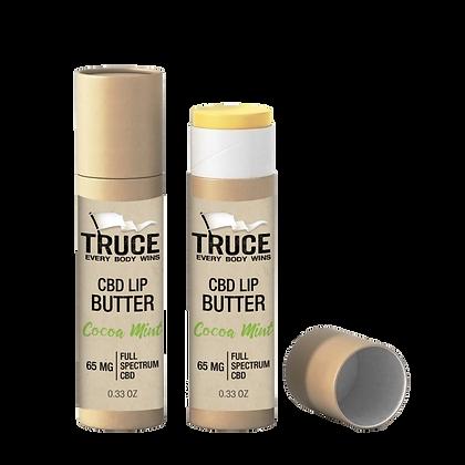 TRUCE lip butter- 60mg full spectrum