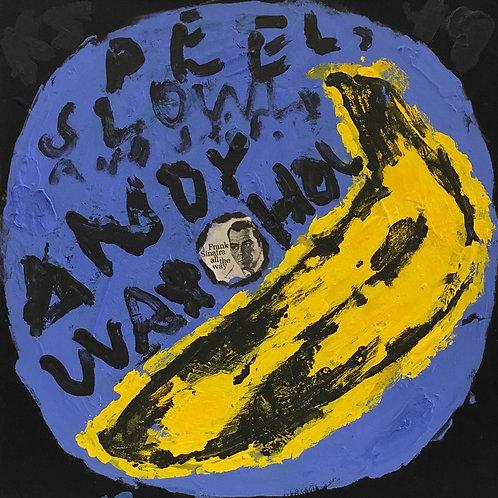 Velvet Underground, Andy Warhol - Blue, 2019