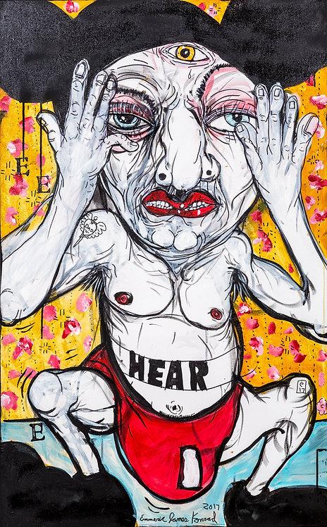 Hear no Evil, 2017