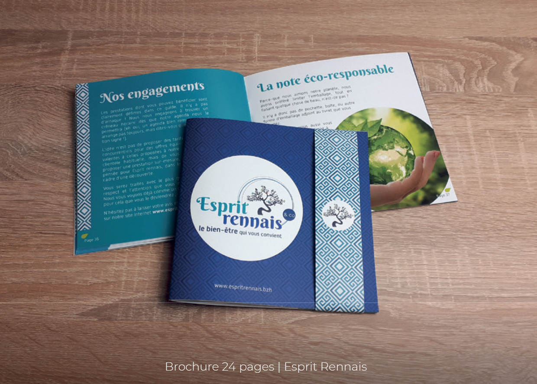 Idées Folles - Brochure