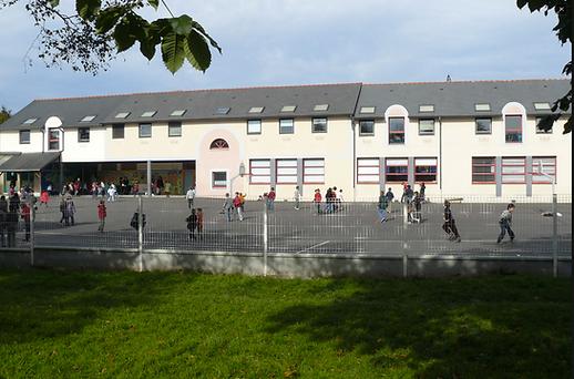 L'école Saint-Clément à Rennes