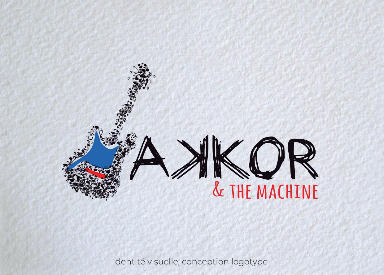 Idées Folles - Logotype Groupe Akkor