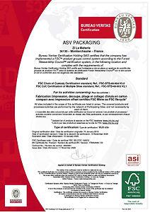 ASV PACKAGING_FSC EXTENSION_2020_BV-COC-