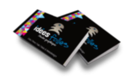 Idées Folles Cartes de visite