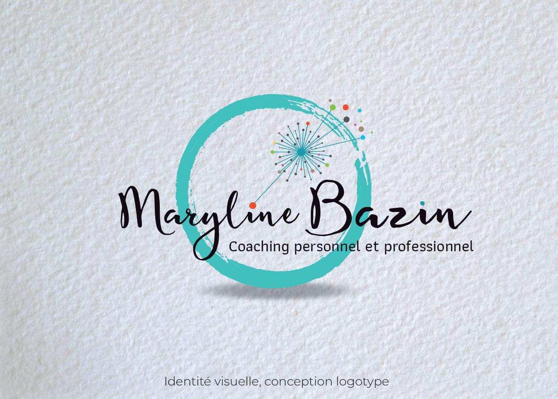 Idées Folles - Logotype Maryline Bazin