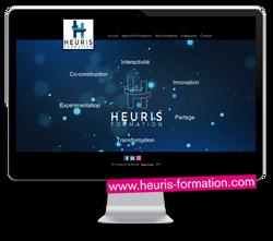 Idées Folles - Site web Heuris Formation