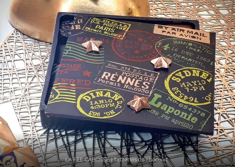 Idées Folles - Coffrets chocolat