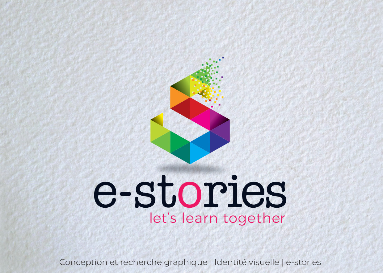 Idées Folles - Logotype e-stories