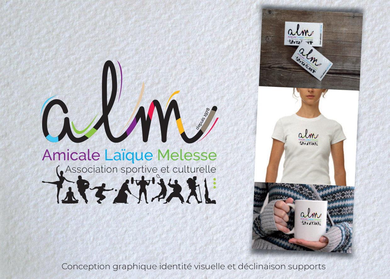 Idées Folles - Logotype ALM
