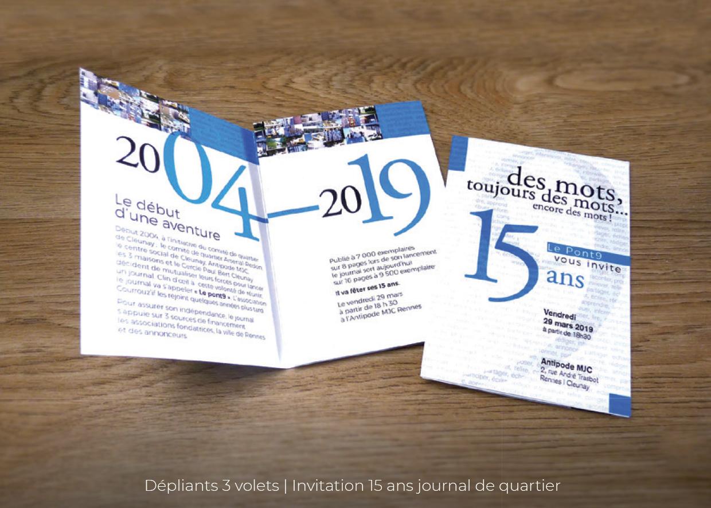 Idées Folles - Invitation
