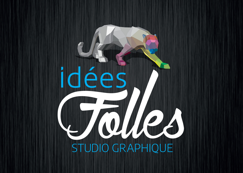 Idées Folles - Logotype