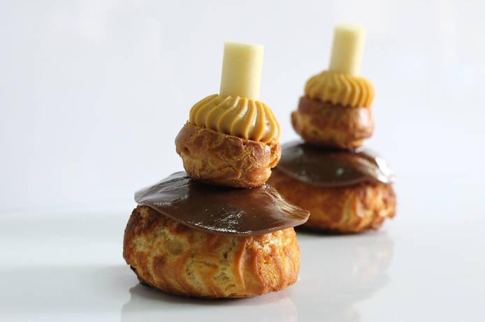 Bigoudènes caramel au beurre salé