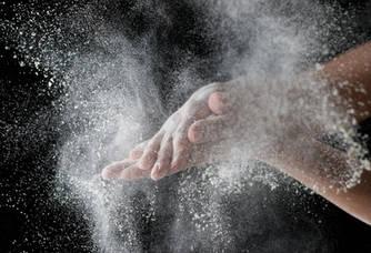 De la farine et de l'eau