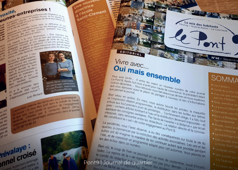 Idées Folles - Journal