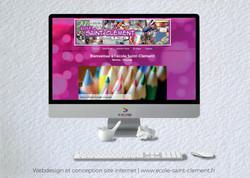 Idées Folles - Site web Ecole Saint Clément