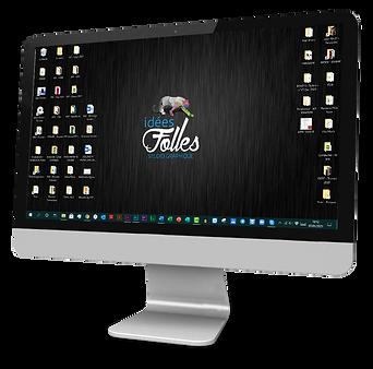 Idees Folles Screen