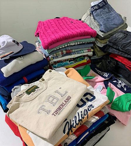 10 KG X ropa de niño