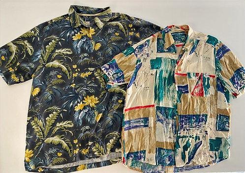 15 X Camisas Coloridas
