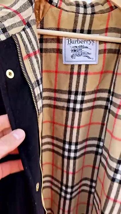 5 X Mix de abrigos  Burberry