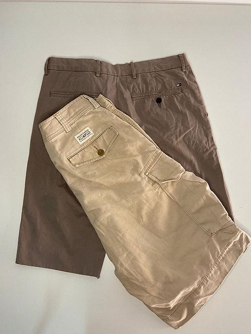 15 X Mix de Pantalones Cortos de Marca