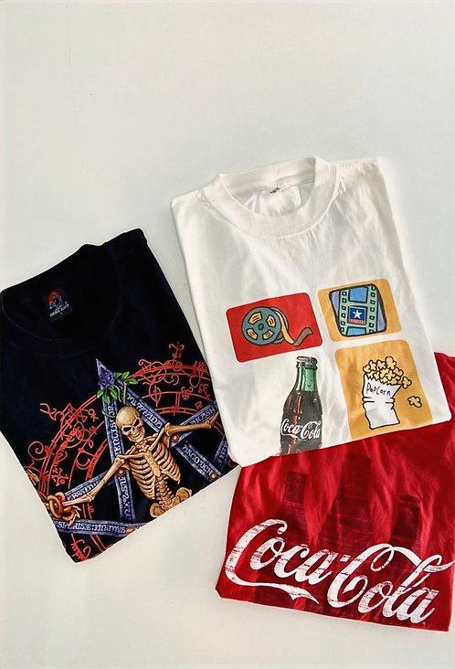 20 X Mix Camisetas Gráficas