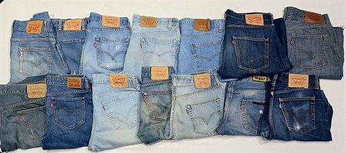 10 X Mix de pantalón corto Levi´s