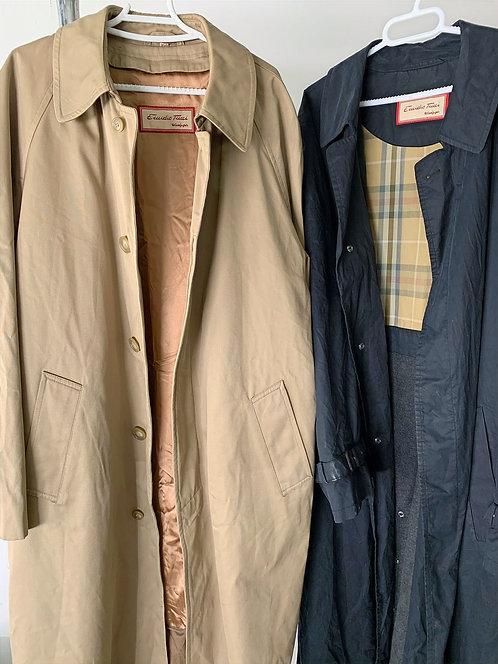 10 KG de abrigos y gabardinas