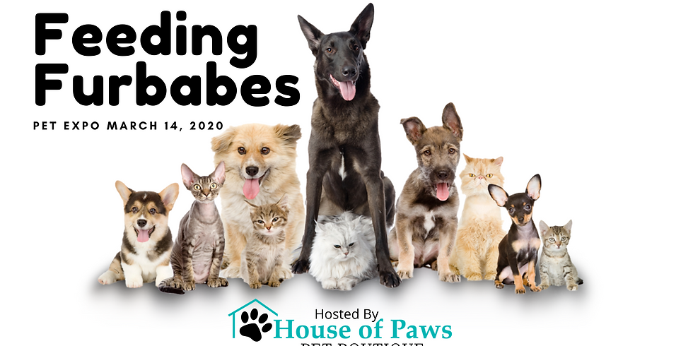 Pet Expo 2020 Hosted by House of Paws Pet Boutique