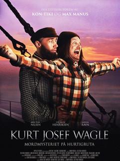 Kurt Josef Wagle and the Murder Mystery (2017)