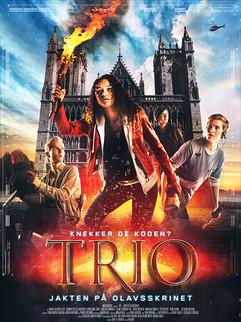 TRIO - the hunt for the holy shrine (2017)
