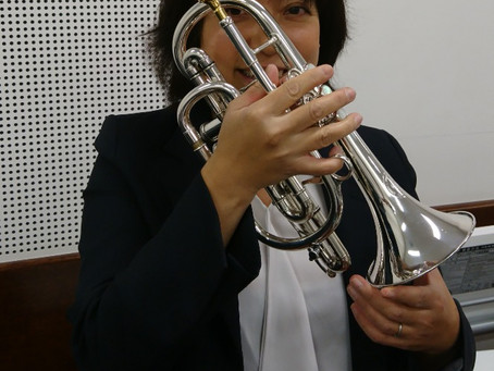 Get New Cornet Player