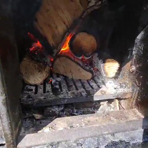 Cabin & Hot Tub Video