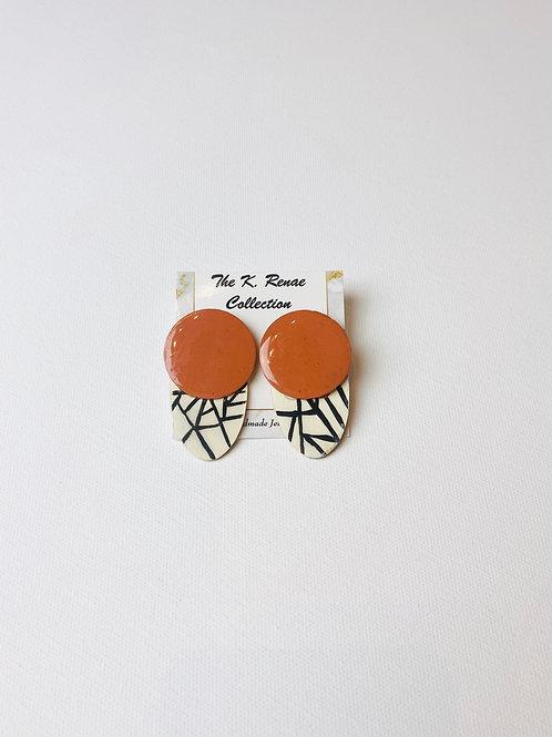 Orange Tribal