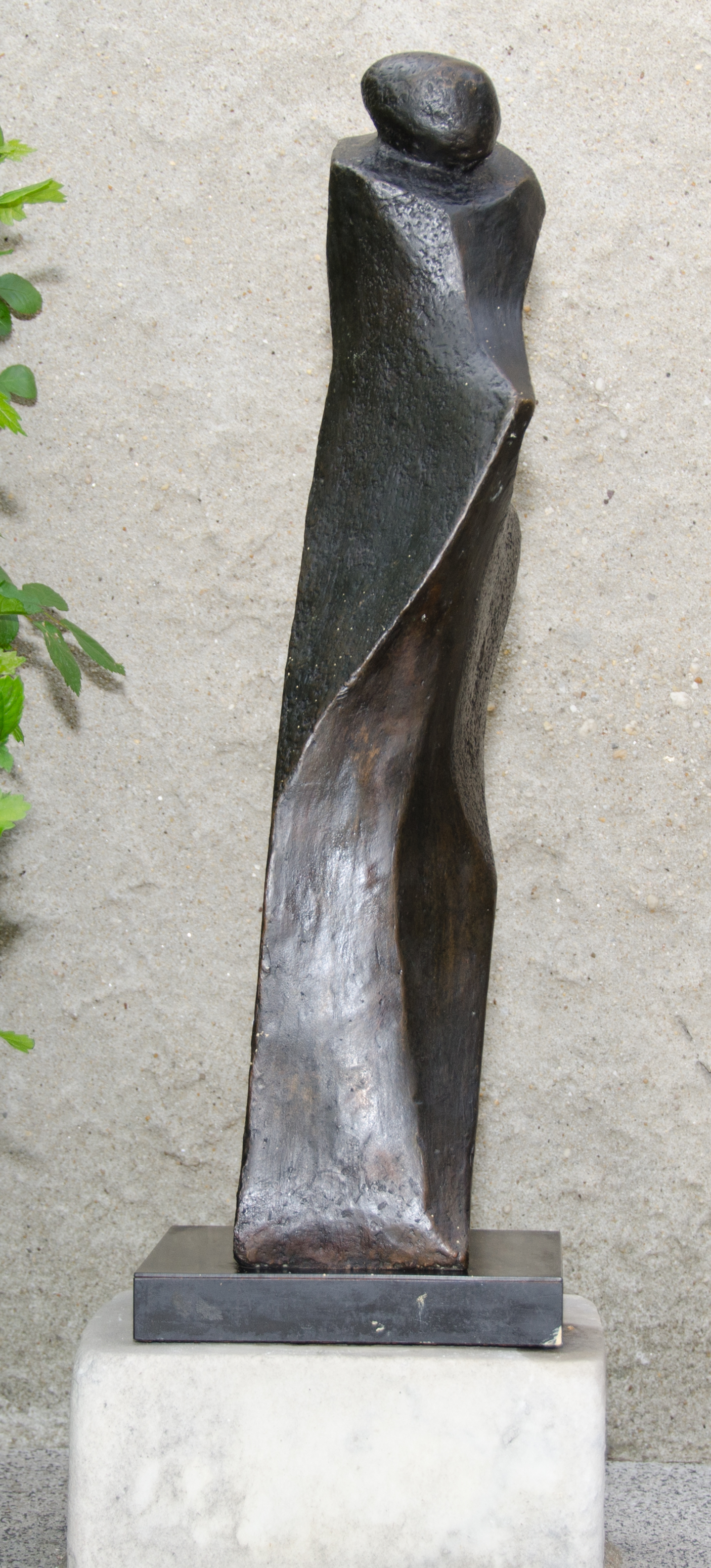 Form In Motion-Bronze