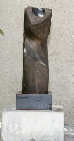 Three Forms in One-Bronze