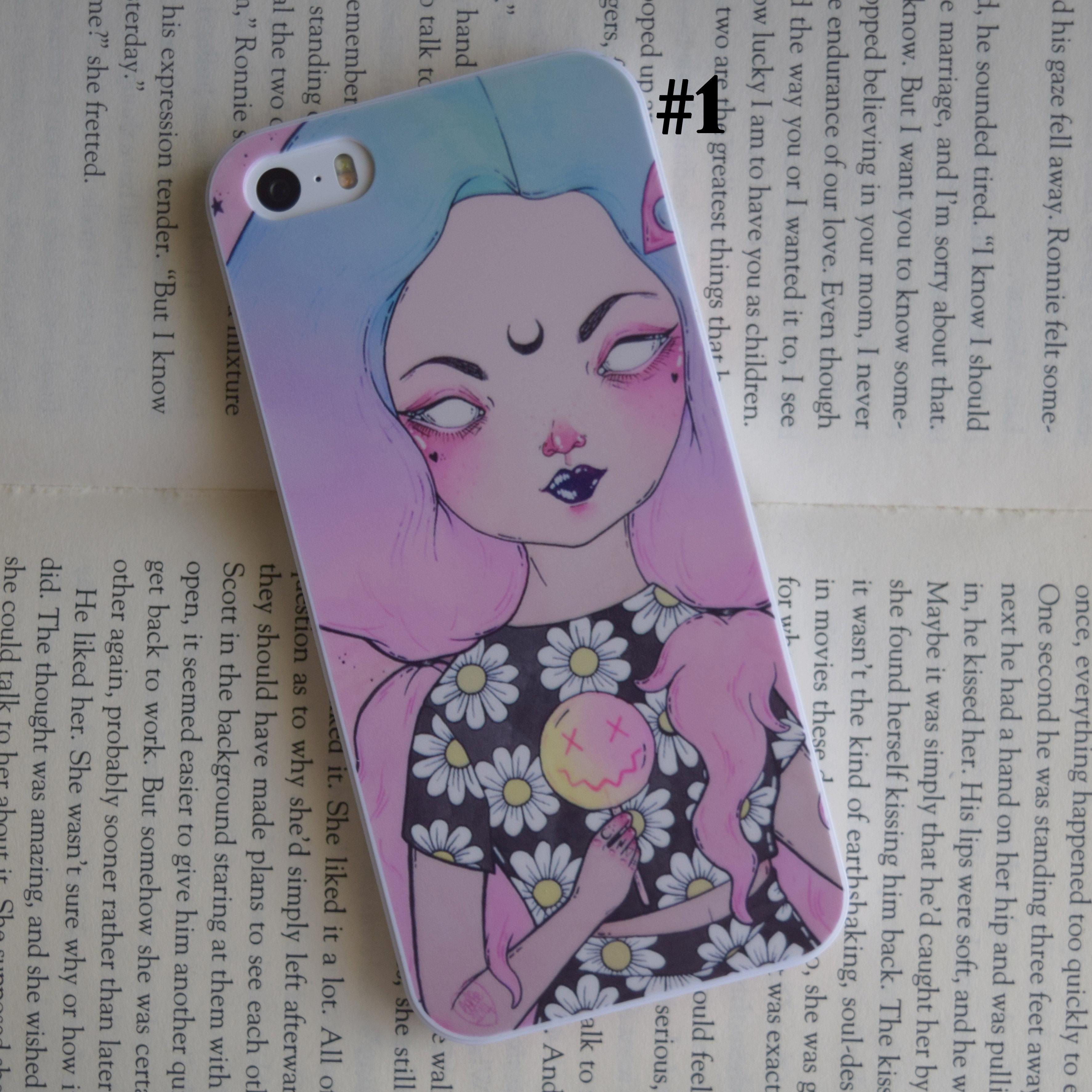 Rad iPhone 5/5s/SE Cases