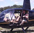 Aerial filming Botswana