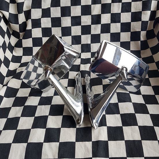 Original Ford 1967 Galaxie Mirror Pair May Suit other Models