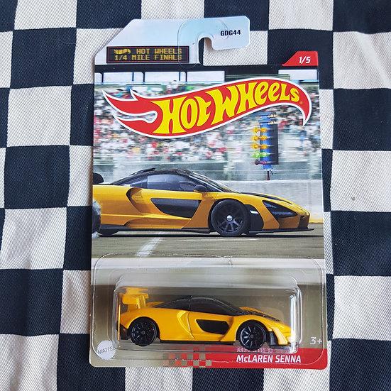 Hot Wheels 1/4 Mile Finals McLaren Senna