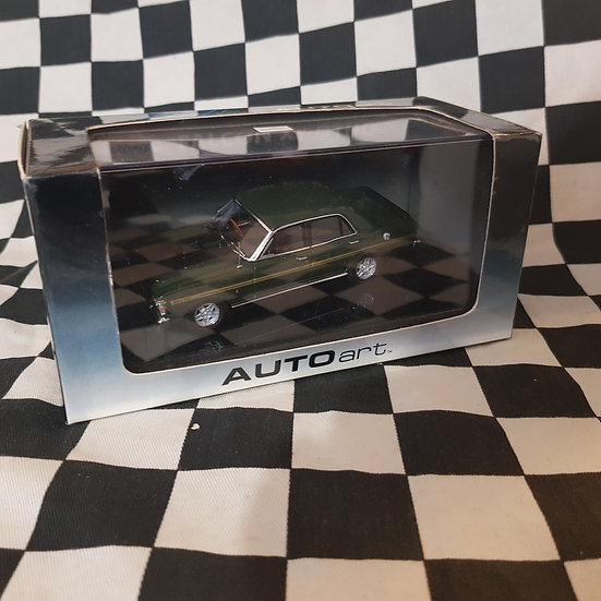 AutoArt 1:43 Ford Falcon XY GTHO Monza Green