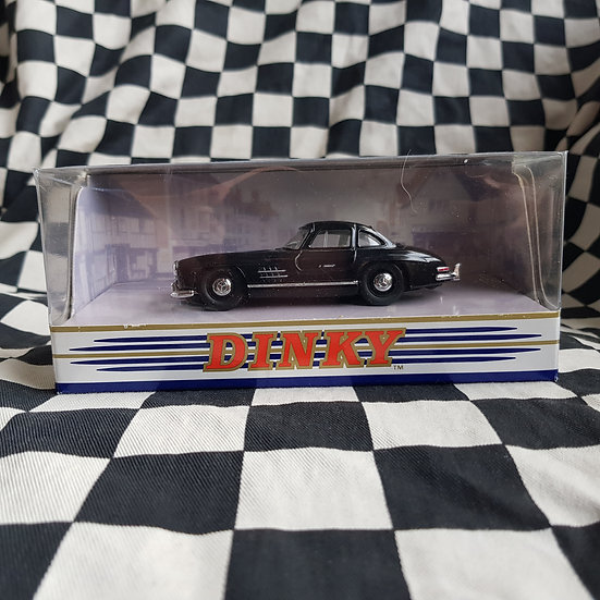 Dinky 1:43 By Matchbox Boxed 1955 Mercedes Benz 300sl Gullwing Black