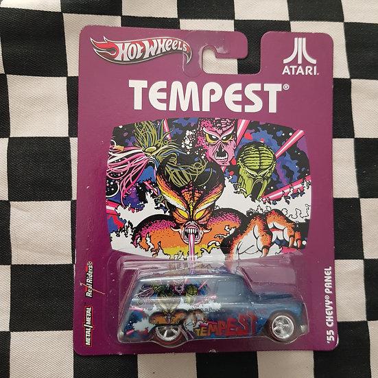 Hot Wheels Premium Atari Tempest 59 Chevy Panel