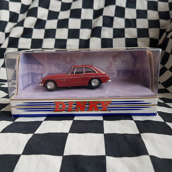 Dinky 1:43 By Matchbox Boxed 1973 MGB GT V8 Red