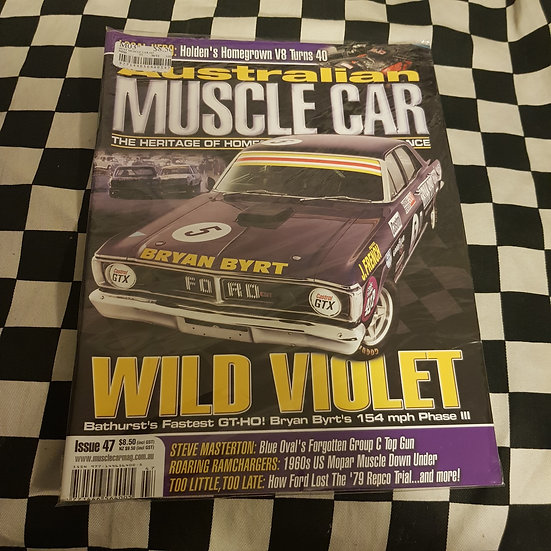 Australian Muscle Car Magazine #47