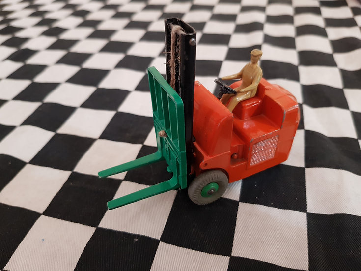 Vintage Dinky Coventry Climax Fork Lift