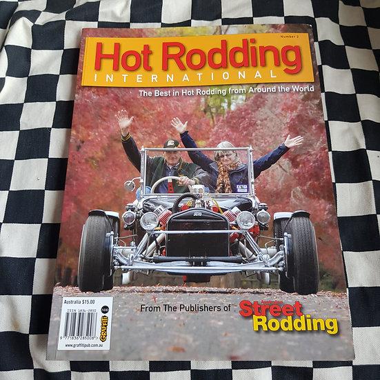 Hot Rodding International #2 by Australian Street Rodding Magazine