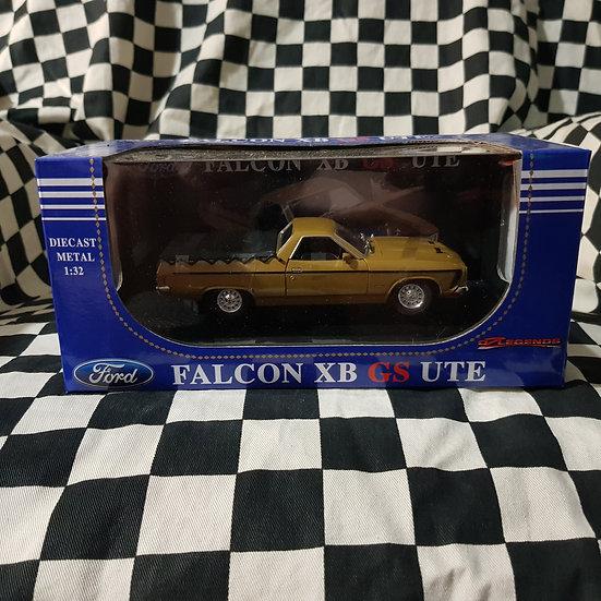Oz Legends 1:32 Ford Falcon XB GS Ute Tropic Gold