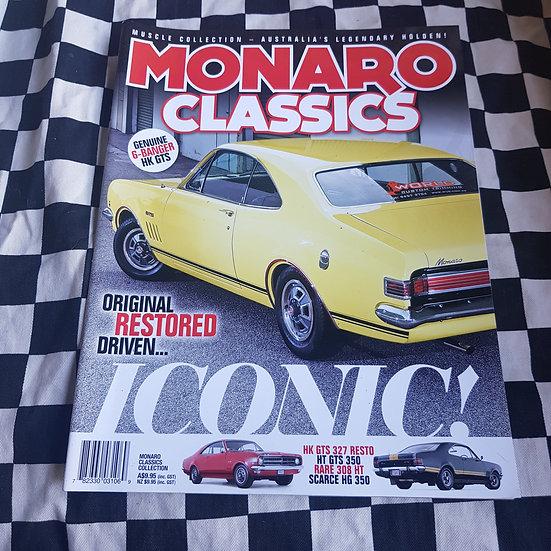 Monaro Classics Magazine #1