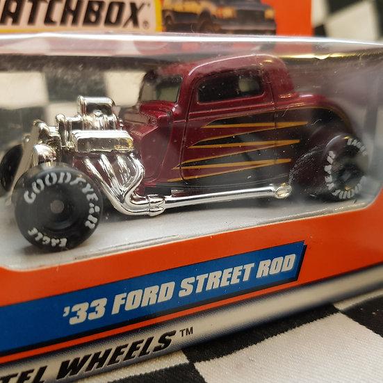 Matchbox 1997 33 Ford Street Rod