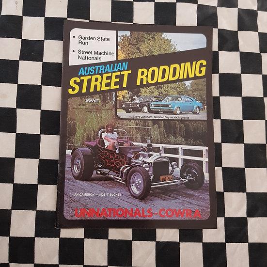 Australian Street Rodding #6 July 1978